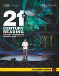 21st Century - Reading - B2.1/B2.2: Level 3 - Teacher's Guide