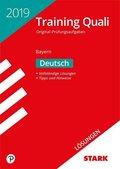 Training Quali Bayern 2019 - Deutsch Lösungen