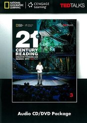 21st Century - Reading - B2: Level 3 - Audio-CD + DVD