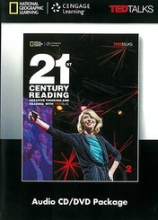 21st Century - Reading - B1/B2: Level 2 - Audio-CD + DVD
