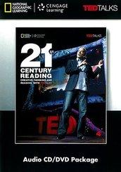 21st Century - Reading - B2/C1: Level 4 - Audio-CD + DVD