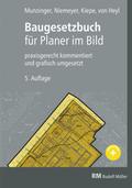 Baugesetzbuch für Planer im Bild