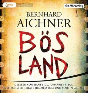 Bösland, 1 MP3-CD