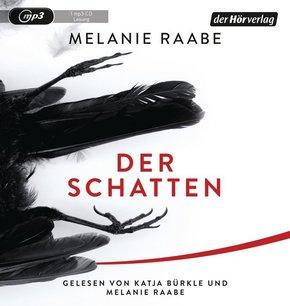 Der Schatten, 1 MP3-CD
