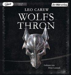 Wolfsthron, 2 MP3-CDs