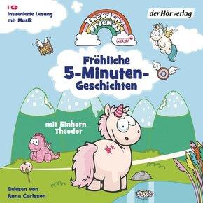 Einhorn Theodor, 1 Audio-CD