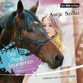 Drei Pferdefreundinnen - Filmpferd in Not, 2 Audio-CDs