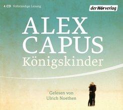 Königskinder, 4 Audio-CDs