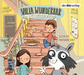 Villa Wunderbar - Das Zimtschnecken-Wunder, 1 Audio-CD