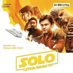 Solo: A Star Wars Story, 2 Audio-CDs