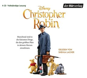 Christopher Robin, 2 Audio-CDs
