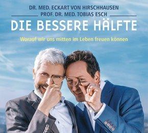 Die bessere Hälfte, 1 Audio-CD