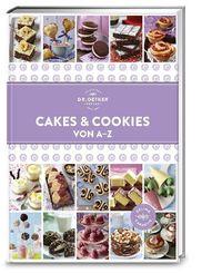Dr. Oetker Cakes & Cookies von A-Z