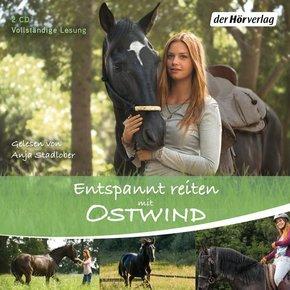 Entspannt reiten mit Ostwind, 2 Audio-CD