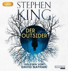 Der Outsider, 3 MP3-CDs