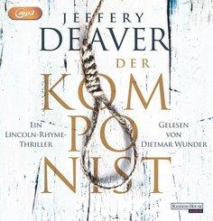 Der Komponist, MP3-CD