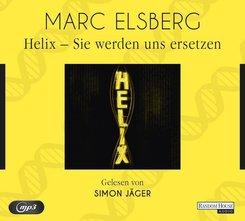 HELIX - Sie werden uns ersetzen, 2 MP3-CDs