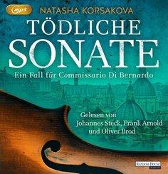 Tödliche Sonate, 2 MP3-CDs