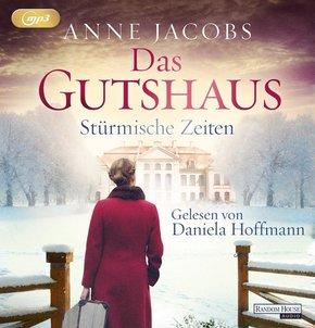 Das Gutshaus - Stürmische Zeiten, 2 MP3-CD