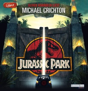 Jurassic Park, 2 Audio-CD,