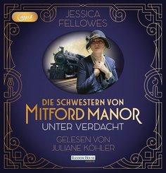 Die Schwestern von Mitford Manor - Unter Verdacht, 2 MP3-CDs