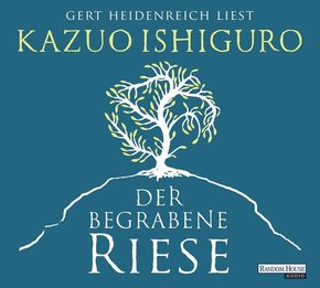 Der begrabene Riese, 10 Audio-CDs