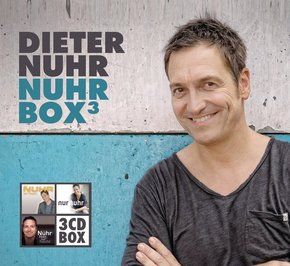 Dieter Nuhr - Box 3, 3 Audio-CDs