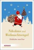 Nikolaus und Weihnachtsengel