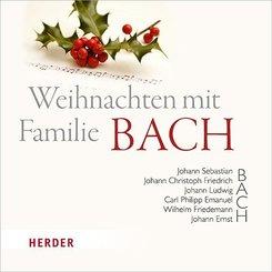 Weihnachten mit Familie Bach, 1 Audio-CD
