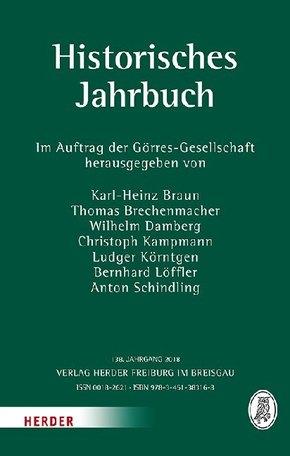 Historisches Jahrbuch - Jg.138