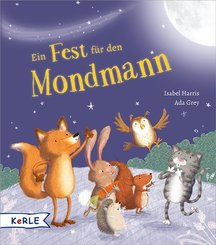 Ein Fest für den Mondmann