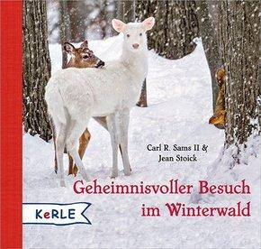 Geheimnisvoller Besuch im Winterwald, Mini-Ausgabe
