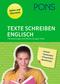 PONS Texte schreiben Englisch