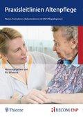 Praxisleitlinien Altenpflege, m. CD-ROM