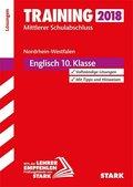 Training Mittlerer Schulabschluss 2019 - Nordrhein-Westfalen - Englisch 10. Klasse Lösungen