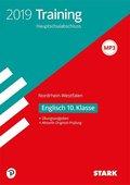 Training Hauptschulabschluss 2019 - Nordrhein-Westfalen - Englisch, m. MP3-CD