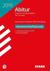 Abitur 2019 - Gymnasium Baden-Württemberg - Gemeinschaftskunde