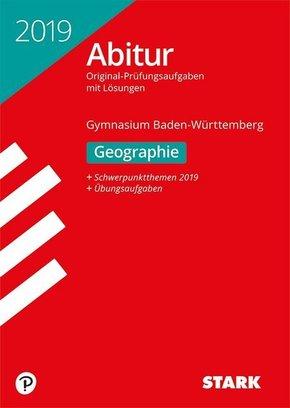 Abitur 2019 - Gymnasium Baden-Württemberg - Geographie