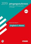 Jahrgangsstufentest Realschule Bayern 2019 - Englisch 7. Klasse