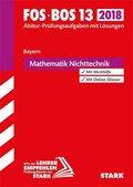Abitur 2019 - FOS/BOS Bayern - Mathematik Nichttechnik 13. Klasse