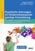 Psychische Störungen im Förderschwerpunkt geistige Entwicklung