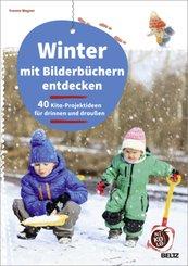 Winter mit Bilderbüchern entdecken