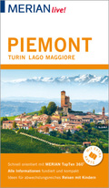 MERIAN live! Reiseführer Piemont Turin Lago Maggiore