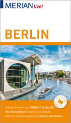 MERIAN live! Reiseführer Berlin