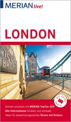 MERIAN live! Reiseführer London