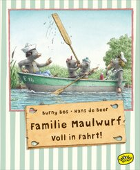 Familie Maulwurf: Voll in Fahrt!