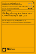 Die Regulierung von Investment Crowdfunding in den USA