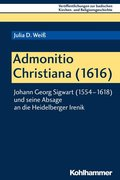 Admonitio Christiana (1616)