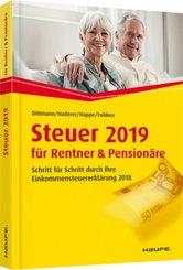 Steuer 2019 für Rentner und Pensionäre; Band 2. Teilband 1