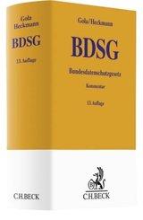 Bundesdatenschutzgesetz (BDSG), Kommentar